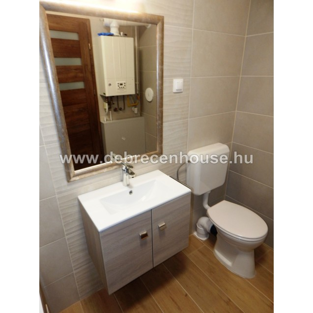 For SALE!  Brand new, 1 bedroom flat in city center. 34.95 m. Ft.