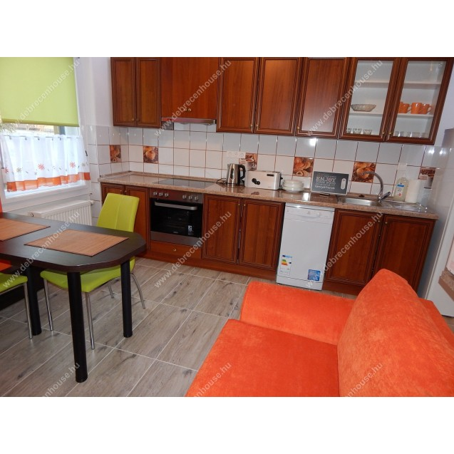 Shared flat next to main building. 75K