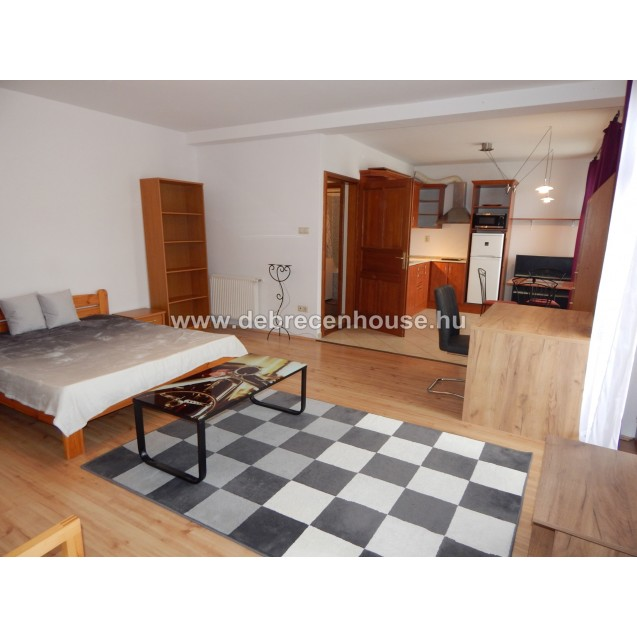 Studio flat in city center. 90 K