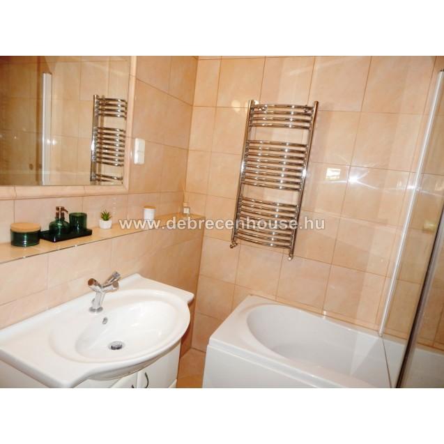 2 bedrooms homey flat, brand new furniture. 160K