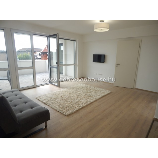 Brand new 2 bedrooms flat at city center 220K