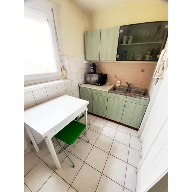 3 rooms flat for rent in Budapest, at 3rd district, in Miklós street. 180K