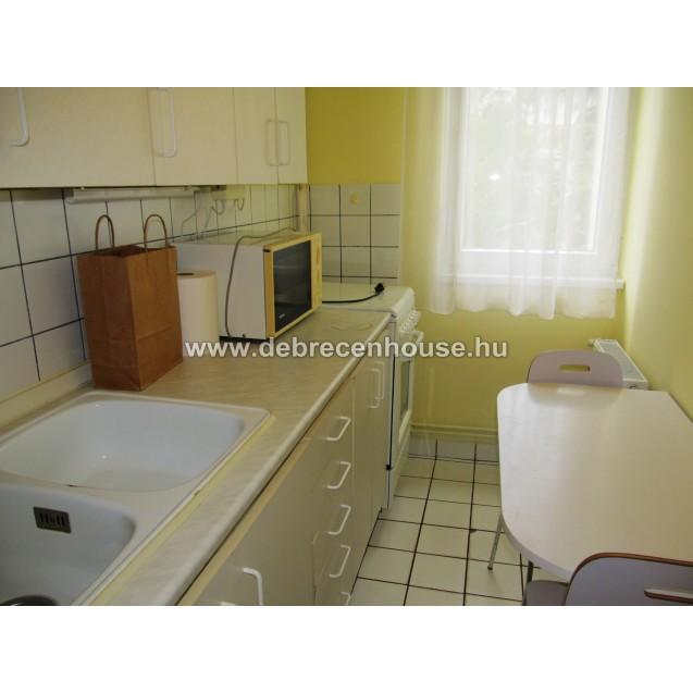 1 bedroom flat at Interspar, tram 2 area. 110K