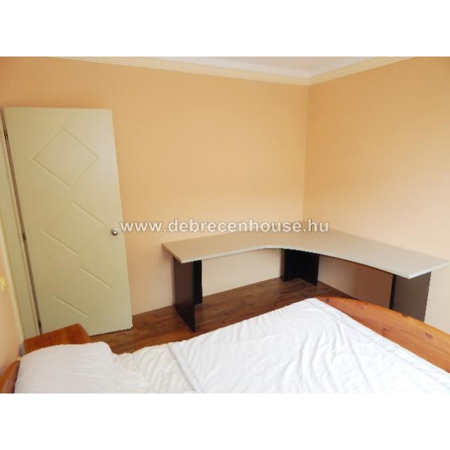 Living room + 3 bedrooms flat at newer building for SALE. 46.9 m. Ft.
